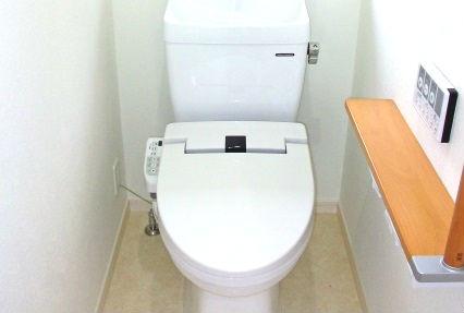 トイレのリフォームで快適生活