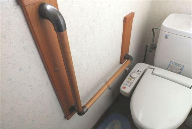 老後も安心なトイレ